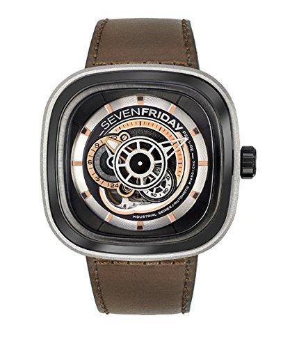 Sevenfriday P2B/01Industrial Revolution orologio