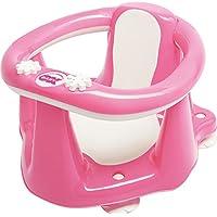 BabySun Ok Flipper Baby Bath Ring Seat Pink