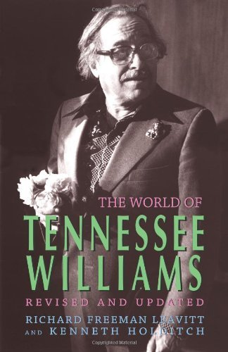 The World of Tennessee Williams by Richard Freeman Leavitt (2011-03-16)