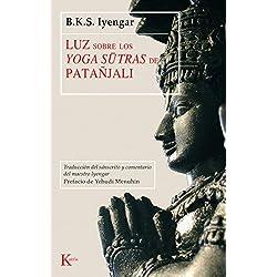 Luz sobre los Yoga Sutras De Patañjali (Clásicos)
