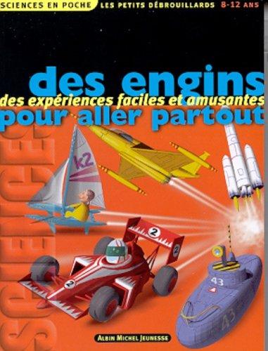 Des engins pour aller partout par Pascal Desjours