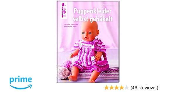 Puppenkleider Selbst Gehäkelt Pullover Kleidchen Schuhe Und Mehr