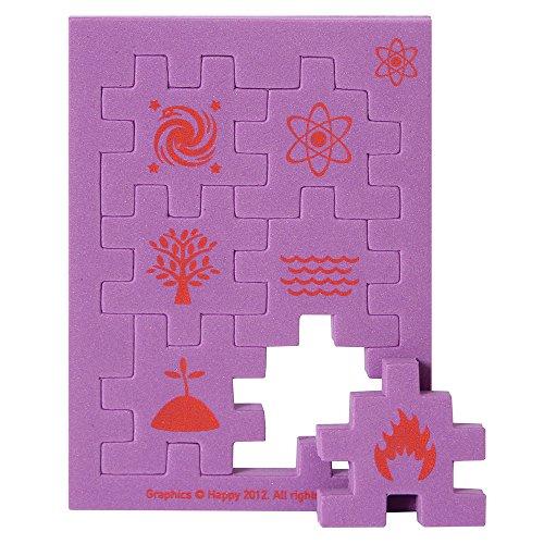 Preisvergleich Produktbild 3D Puzzle Happy Cube Little Genius Nature *