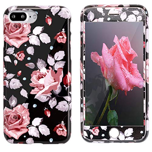 Funda iPhone 7 Plus/8 Plus + Protector pantalla