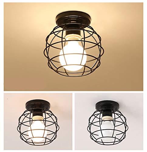 LED-Licht,TwoCC Kugel Anhänger Modern LED Licht Küche Acryl hängend Schlafzimmer Lampe -