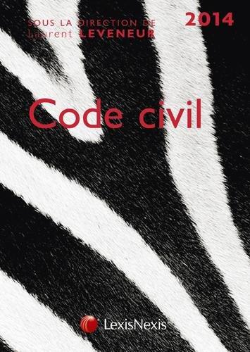 Code civil 2014 zèbre