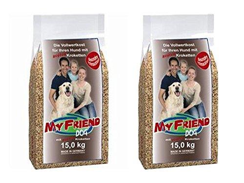 Bosch My Friend Softbrocken | 2x 15 kg Trockenfutter Sparpack