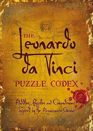 The Leonardo Da Vinci Puzzle Codex by Richard Wolfrik Galland (2014-08-14)
