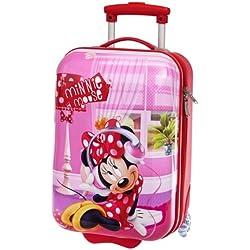 Disney Minnie Trolley de Viaje Rígido, 26 Litros