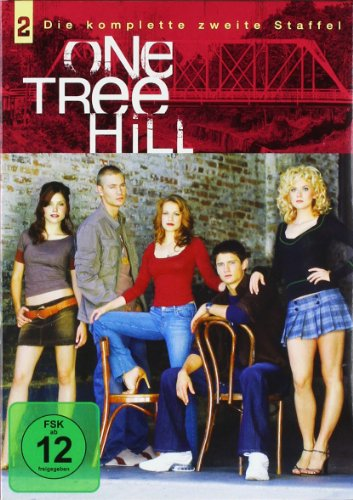One Tree Hill - Die komplette zweite Staffel [6 DVDs]