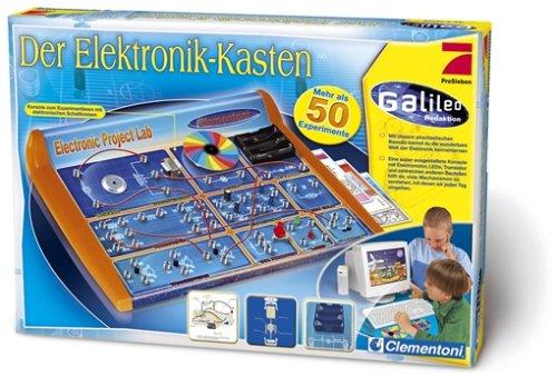 Galileo - Der Elektronik-Kasten