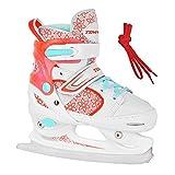 Unbekannt Schlittschuhe für Kinder RS Verso Ice Girl Red - Größen 26-29, 30-33, 34-37 verstellbar (30-33 verstellbar)