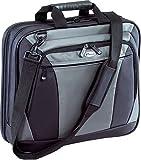 Targus CityLite Laptop Bag for 15.6-Inch Laptops, Black and Gray (CVR400)