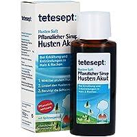 TETESEPT Hustensaft pflanzlicher Sirup Husten Akut 150 ml preisvergleich bei billige-tabletten.eu