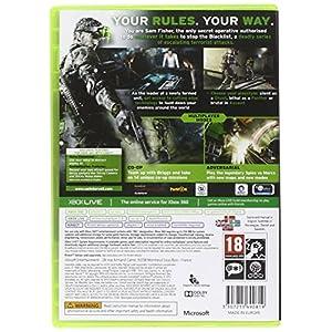 Tom Clancy's Splinter Cell Blacklist Upper Echelon Edition (Xbox 360)