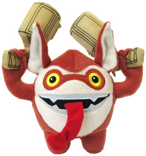 Skylanders Talking Plush Trigger Happy