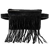 Vbiger Gürteltasche Damen Stoff Bauchtasche Hüfttaschen Fanny Taschen für Frauen