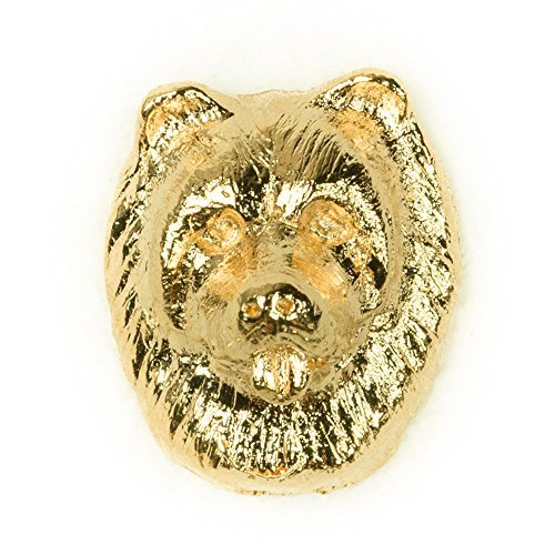 chow-chow-made-in-uk-artistic-style-dog-clutch-lapel-pin-collection-22ct-gold-plated-by-dog-arts-jp