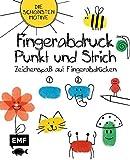 Fingerabdruck, Punkt und Strich – Zeichenspaß auf Fingerabdrücken: Die schönsten Motive