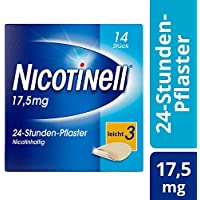 Preisvergleich für Nicotinell 17,5 mg / 24-Stunden- Nikotinpflaster, 14 St.: Pflasterstärke Leicht (3) - Das Nicotinell Nikotinpflaster...