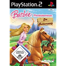 Barbie Pferdeabenteuer: Im Reitercamp