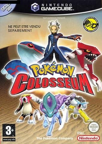 Pokemon Colosseum - Version française PAL - Jeu seul - Pokémon