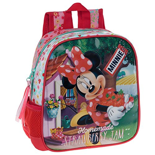 Imagen de disney 2392051 minnie strawberry  infantil, 5.75 litros, color rosa