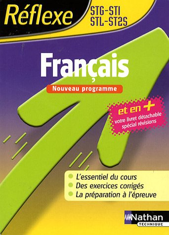 Français STG-STI-STL-ST2S
