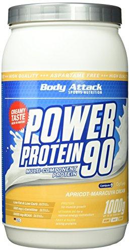 Body Attack Power Protein 90, 1000g