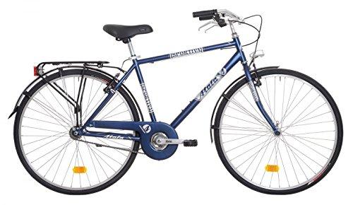 """Vélo de ville pour homme atala Sport Bleu 28"""""""