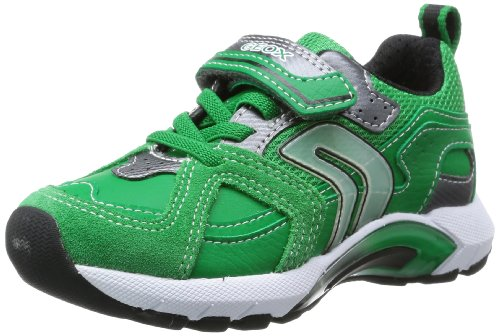 GEOX Junior Jungen Sneaker J STARK T Grün J34L8T 05422 C3000 ( ) Green