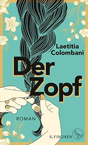 Buchseite und Rezensionen zu 'Der Zopf: Roman' von Laetitia Colombani