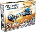 Geomag - Wheels Speed Land Record, juego de construcción (706) de Giochi Preziosi