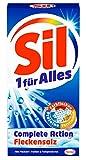 Sil 1-für-Alles Complete Action Flecken-Salz, 7er Pack (7 x 500 g)