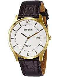 Citizen Analog White Dial Men's Watch-BD0043-08B