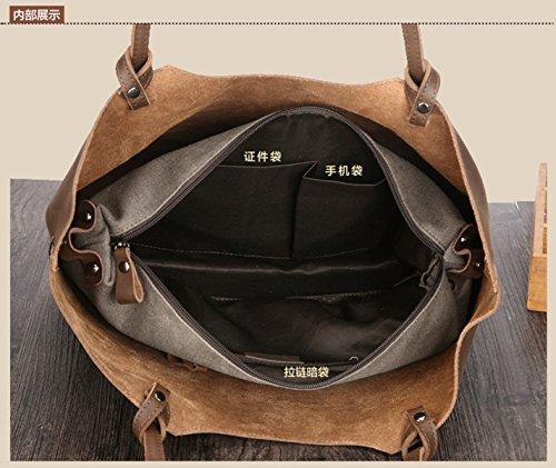 026f8bd947 Meijia-Borsa a spalla in pelle, stile Vintage, motivo borsette e i  portamonete da ...