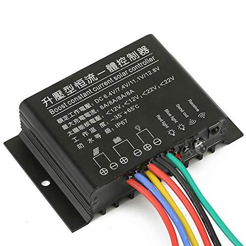 Nrkin Solar Street Light Controller - Solar-Straßenlaternen-Controller 30W 12V wasserdichte Licht-Fernbedienung für die Steuerung des Home Outdoor-Systems - 12-volt-systemsteuerung