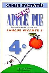 The New Apple Pie, LV2 4e. Cahier d'exercices