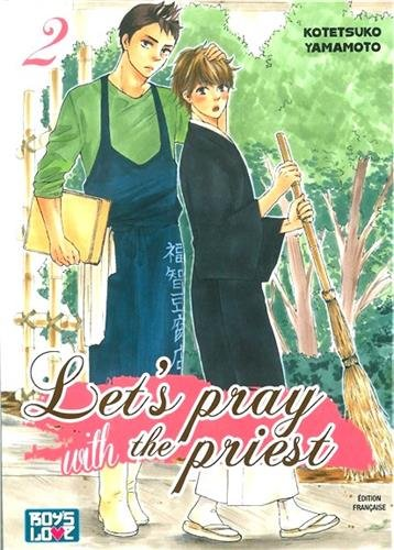 Let's pray with the priest - Tome 02 - Livre (Manga) - Yaoi par Kotetsuko Yamamoto