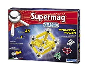 supermag - construction - supermag classic 35 pieces