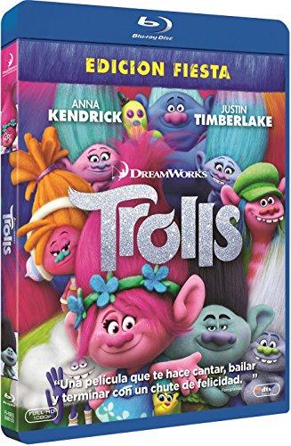 Trolls [Blu-ray]