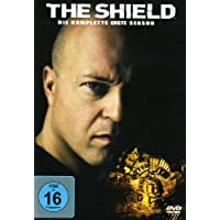 The Shield - Die komplette erste Season [4 DVDs]