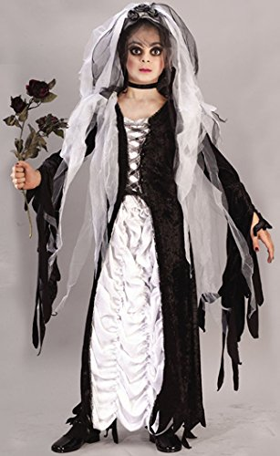 Kinder Kostüm Bride Of Darkness - Bride Of Darkness Ch
