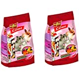 Vitapol-Fruit Food For Hamsters, Rabbits Bag, 400 Gm (Pack Of 2) Total 800 Gm