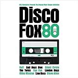 Disco Fox 80 - The Original Maxi-Singles Collection