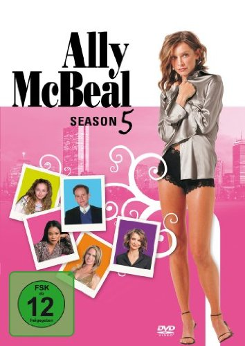 Ally McBeal: Season 5 [Alemania] [DVD] 514ScZyVnAL