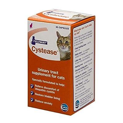 Feliway Cystease Cat Tablets from Feliway