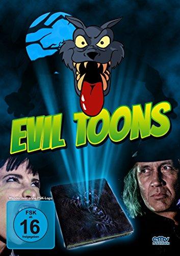 Evil Toons - Limitiertes Mediabook [Blu-ray]
