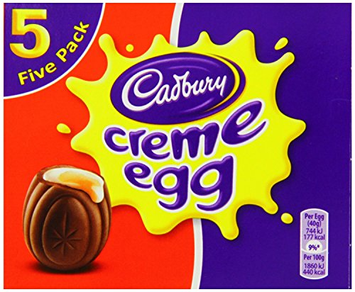 Cadbury Creme Egg - 4 x 5-Pack