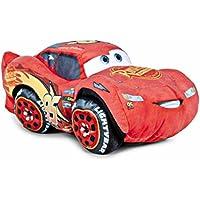 Cars Peluche Rayo Mcqueen, 17 cm (Famosa 760014880)